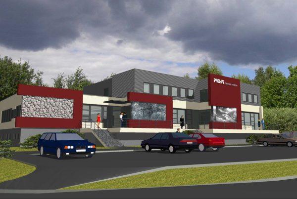 Firmené centrum PROFi v Komárne