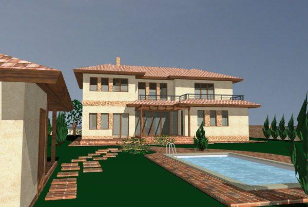 Španielsky dom v Komárne