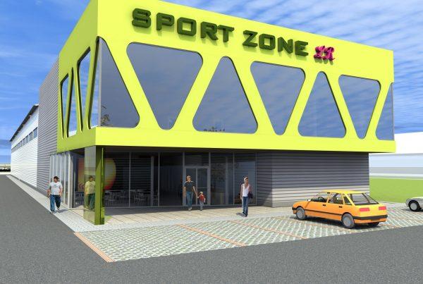 Športové centrum v Dunajskej Strede