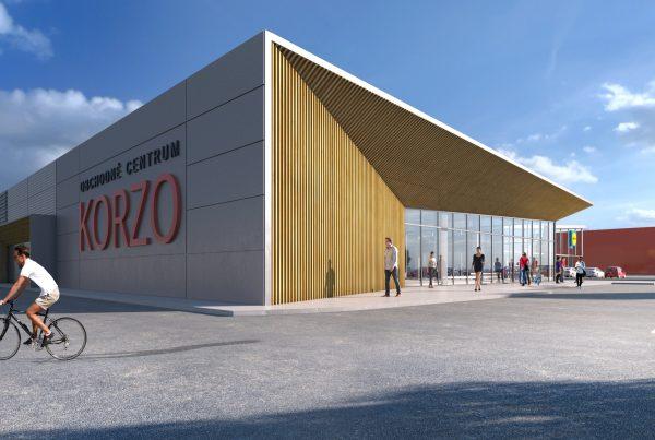 Obchodné centrum Komárno