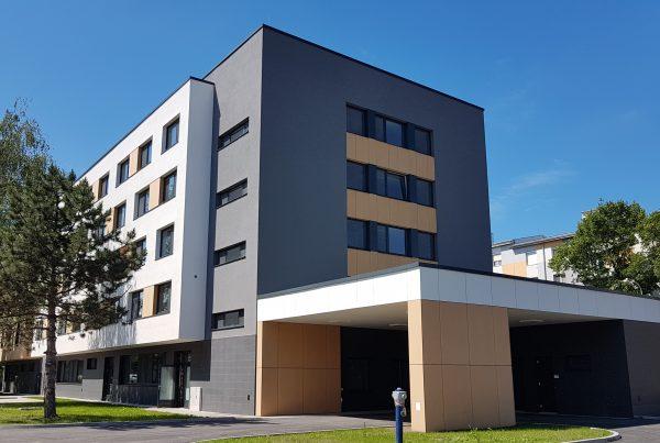 Rekonštrukcia interného pavilónu – Nemocnica Komárno